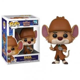 Funko POP Disney: Great Mouse Detective - Basil [HRAČKA]